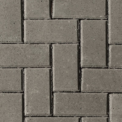 Charcoal Slane paving blocks
