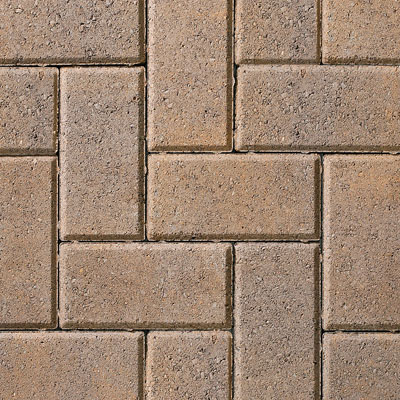 Curragh Gold Slane paving blocks