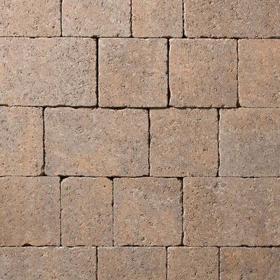 Curragh Gold Mellifont paving blocks
